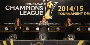 CONCACAF: Sorteo de la Fase de Grupos de la Liga de Campeones