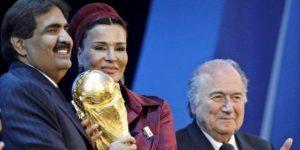 """""""La Copa del Mundo tendrá lugar en Qatar"""" aseguró el comité organizador"""