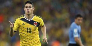 El gol de James Rodríguez a Uruguay, el mejor del Mundial para FIFA.com