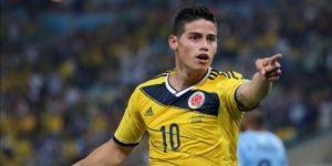 James Rodríguez el jugador que más se valorizó en el Mundial, según un estudio
