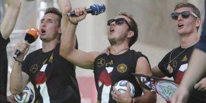 """La """"danza del gaucho"""", un gol en propia puerta para Alemania, según la prensa"""