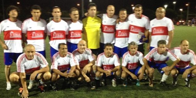 Lima Service el nuevo inquilino en la Miami Premier Soccer League, logro su primer punto ante Aviación. (Foto: Primicia Deportiva.com)
