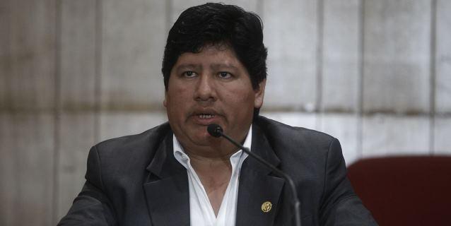 Edwin Oviedo es el nuevo presidente de la Federación Peruana de Futbol (FPF)