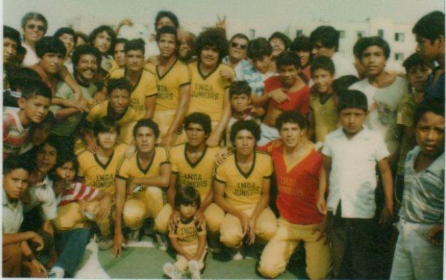 El Inca Juniors cumple 50 años de vida deportiva