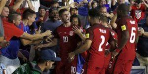 EEUU revive en eliminatoria de Concacaf al Mundial con goleada sobre Panamá