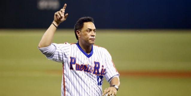 Roberto Alomar se compromete con fortalecer las relaciones de la Liga de Puerto Rico y la MLB