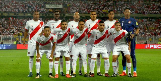 La selección de Perú define su futuro al Mundial Rusia 2018
