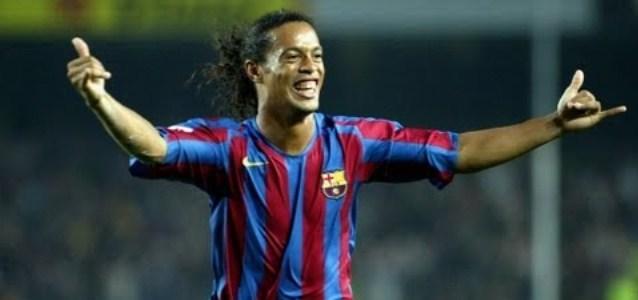 """Ronaldinho, el """"mago"""" del fútbol que dijo adiós a los campos de juego"""