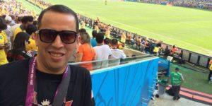 Ricardo Gareca expresa su más profundo dolor por muerte de Daniel Peredo