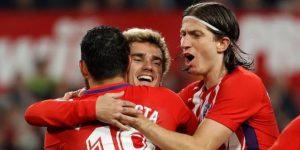 2-5. Exhibición y goleada del Atlético para animar LaLiga