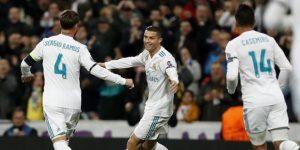 Cristiano Ronaldo, primero en marcar 100 goles con el mismo equipo en Europa