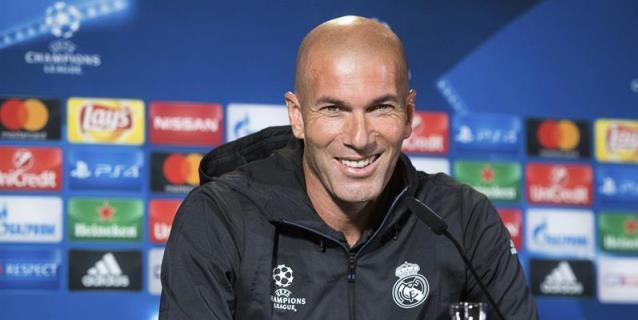 Zidane empieza a preparar la visita del Alavés