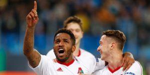 Lokomotiv de Jefferson Farfán enfrentará al Atlético de Madrid