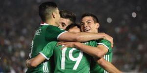 México se despide de afición en EEUU antes de Mundial con partido ante Gales