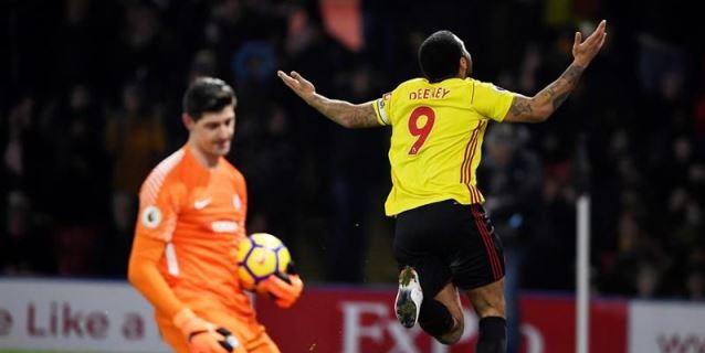 4-1. El Watford agudiza la crisis del Chelsea