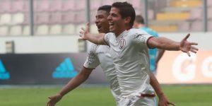 Universitario y Cristal dividieron honores en el Estadio Nacional