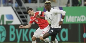 FIFA investigará incidentes de racismo en San Petersburgo