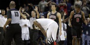 Bulls superan a Grizzlies, que hilan 19na derrota