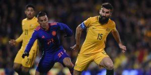 0-0. Colombia perdona a Australia en Londres y acaba invicta su gira europea