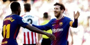2-0. El Barça sentencia al Athletic en un gran primera parte