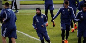 Argentina y España se reencuentran ocho años después de su último amistoso