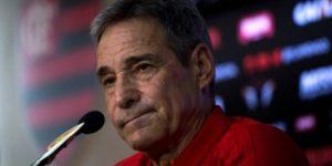 Flamengo destituye a su técnico Paulo César Carpegiani