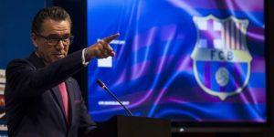"""Josep Vives: """"No nos consta oficialmente que Neymar quiera volver"""""""