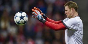 Neuer vuelve a correr luego de su fractura en el pie
