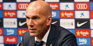 """Zidane: """"La clave es que creemos en lo que hacemos"""""""