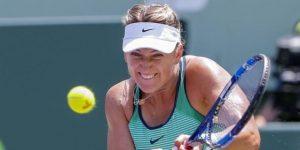 Serena dice adiós en su retorno a Miami en un buen día para Jarry y Puig
