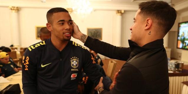 Brasil comienza a preparar en Moscú los amistosos contra Rusia y Alemania