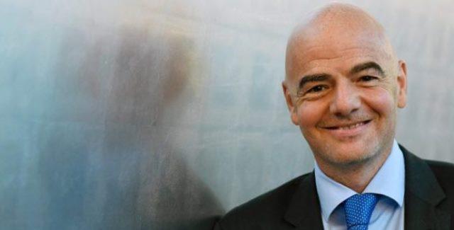 Presidente de la FIFA llegó a Lima para liderar Cumbre Ejecutiva de Fútbol