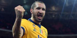 La Juventus informa de que la lesión de Chiellini no es grave