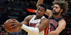 Heat, a un paso de avanzar a los playoffs