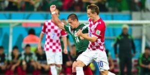 Selección de Croacia anuncia convocados para partido ante Perú y México