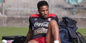 Selección peruana ultima entrenamiento para viajar mañana a Miami