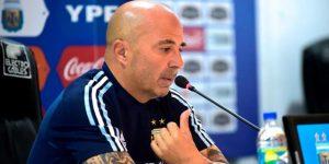 """Sampaoli: """"Messi es inalcanzable"""""""