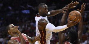 Miami se coloca 7mo en el Este tras vapulear a Suns