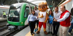 Panamericanos 2019: Línea 1 de Metro de Lima, aliada de los Juegos