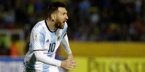 Sampaoli cree que el momento de Messi le permite a Argentina soñar con el Mundial