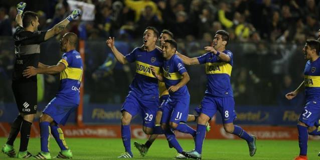Boca mantuvo su ventaja en la antesala de la Supercopa ante River
