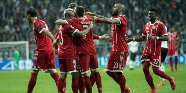 1-3. El Bayern refrenda su pase a cuartos con un triunfo en Estambul