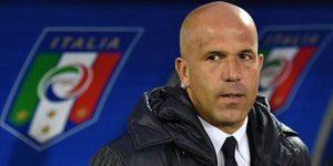 """Di Biagio, seleccionador de Italia: """"Hay que tener paciencia con este equipo"""""""
