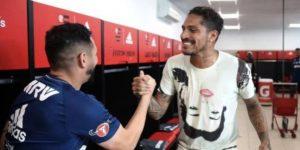 Paolo Guerrero: así se reintegró al Flamengo