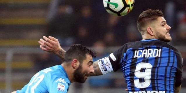 El Nápoles empata con el Inter en San Siro y deja líder al Juventus