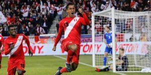 3-1. Perú se impone con autoridad y buen juego ante una dura Islandia