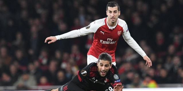 3-1. El Arsenal se lleva el duelo de gigantes