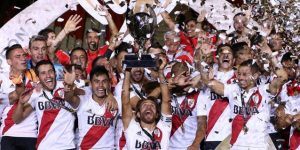 0-2. Martínez y Scocco someten a Boca y le dan a River la Supercopa argentina