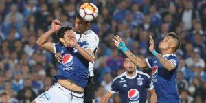0-0. Corinthians araña un punto en visita a Millonarios en inicio del Grupo 7