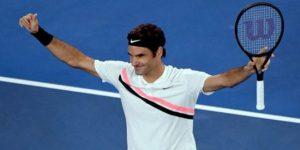 Federer y Venus Williams, a semifinales en Indian Wells